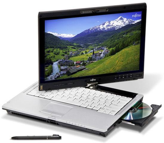 Fujitsu tablet bilgisayarında çoklu dokunmatik LCD ekran güncellemesi yaptı