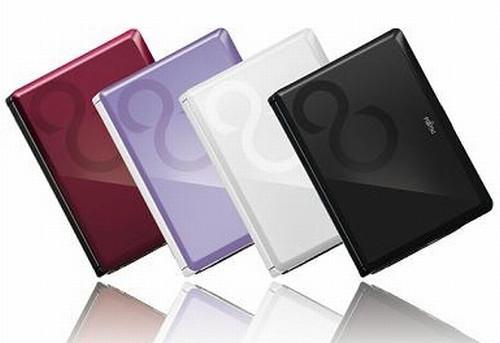 Fujitsu yeni netbook modelini tanıttı; M2010