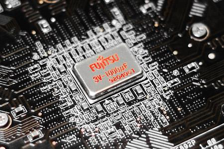 Asus yüksek hız aşırtma potansiyeli için özel kapasitörler kullanmaya başlıyor