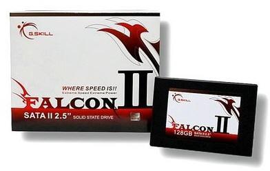 G.Skill Falcon II serisi yeni SSD sürücülerini duyurdu