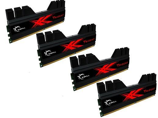 G.Skill 8GB ve 12GB kapasiteli 13 yeni DDR3 bellek kiti hazırladı