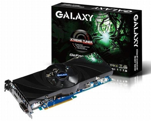 Galaxy özel tasarım GeForce GTX 260 serisine bir yeni model daha ekledi