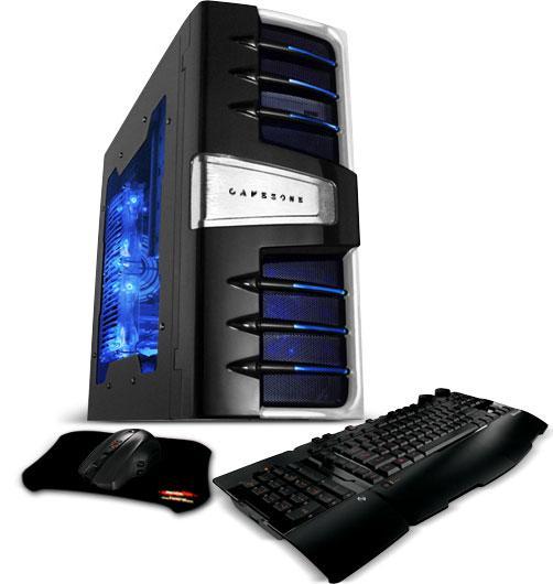 Dente Bilgisayar, Türkiye'de ilk defa Sapphire HD 5850 kullanılan oyuncu bilgisayarı hazırladı