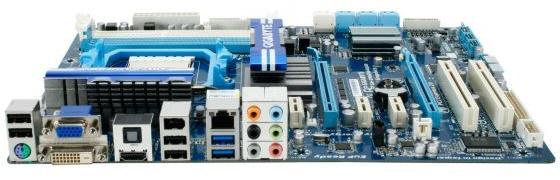 Gigabyte 890GX çipsetli yeni anakartı 890GPA-UD3H'yi duyurdu