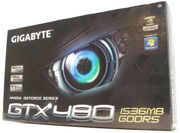 Gigabyte'ın GeForce GTX 470 ve GTX 480 için hazırladığı kutu tasarımları göründü
