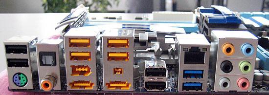 Gigabyte'dan SATA-III ve USB 3.0 destekli anakart: P55A-UD4