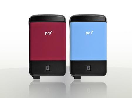 PQI'dan dayanıklılığı onaylanmış harici harddiskler