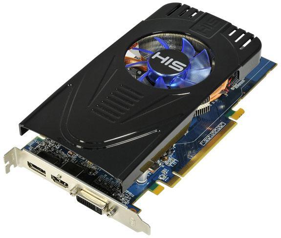 HIS özel tasarımlı Radeon HD 5770 modelini duyurdu