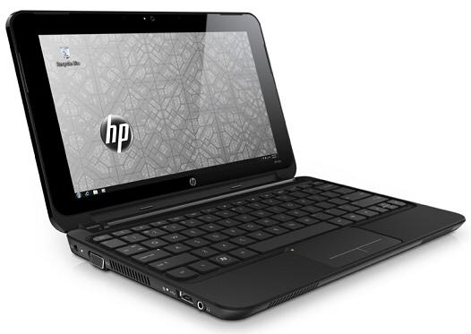 HP'den Intel Pine Trail tabanlı yeni netbook: Mini 210