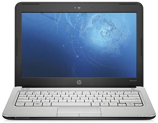 HP'den ultra-taşınabilir formda yeni dizüstü bilgisayar; Pavilion dm1