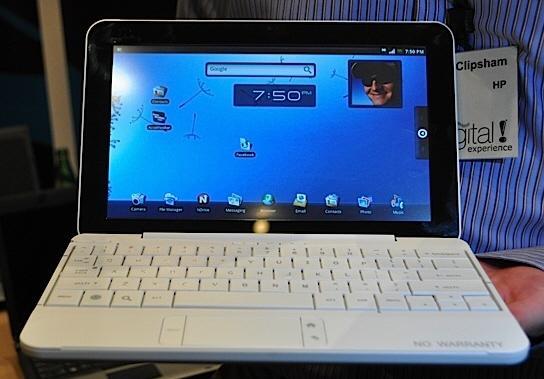 HP'den netbook'lara alternatif: Snapdragon işlemcili smartbook