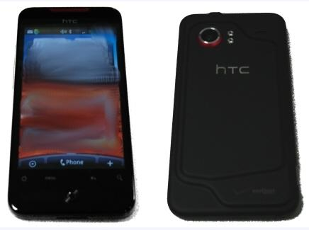 HTC'nin Android'li yeni telefonu Incredible detaylanıyor