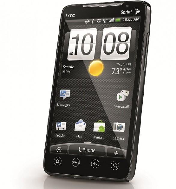 HTC EVO 4G için hazırlanan tanıtım filmi yayınlandı