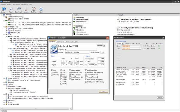 HWiNFO32'nin 2.39 sürüm numaralı yeni versiyonu yayımlandı