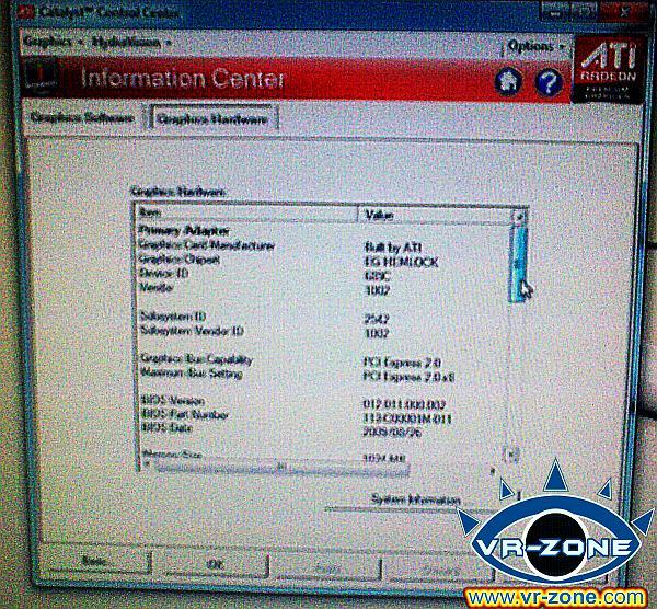 ATi Radeon HD 5870 X2 Kasım'da geliyor; çalışan sistem gösterildi