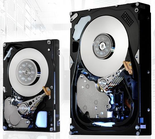 Hitachi yüksek performans disklerini tanıttı
