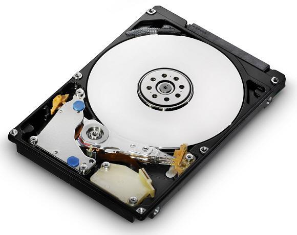 Hitachi dizüstü bilgisayarlar için 500GB kapasiteli 2.5-inç disk hazırladı