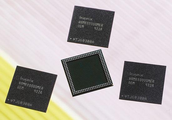 Hynix'den akıllı telefonlar, netbook'lar ve MID'ler için 4Gb mobile DDR çözümü
