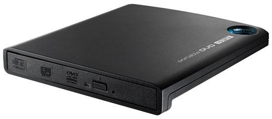 I-O Data 8x hızında kayıt yapabilen harici DVD yazıcısını duyurdu