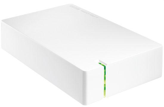 I-O Data LAN Disk serisi tasarım odaklı ağ depolama sürücülerini duyurdu