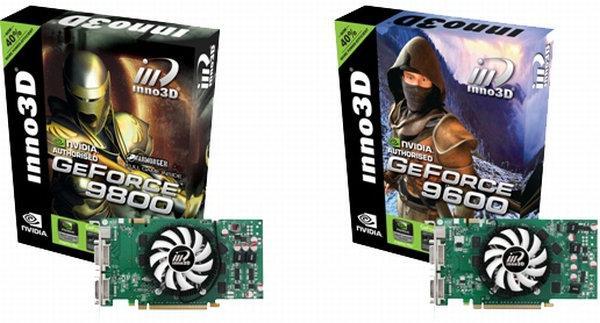 Inno3D, E-save serisi düşük güç tüketimli 6 yeni ekran kartı hazırladı