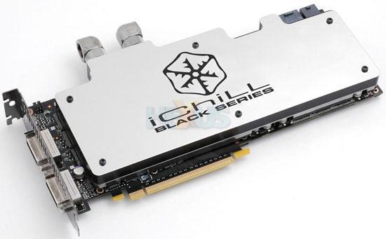 Inno3D su soğutmalı GeForce GTX 295 modelini gösterdi