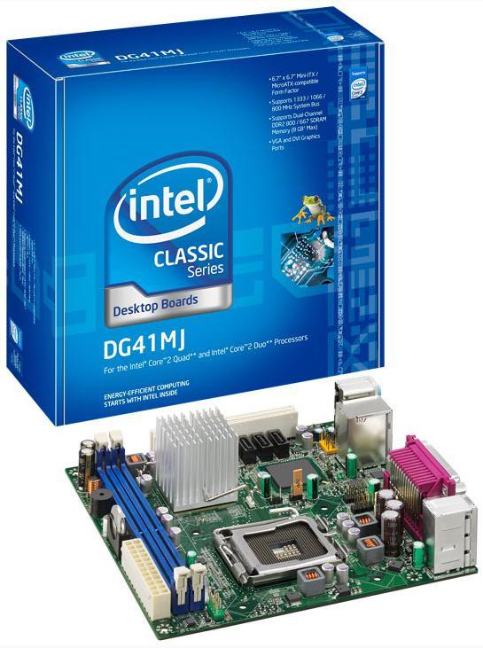 Intel medya bilgisayarları için hazırladığı yeni Mini-ITX anakartını duyurdu