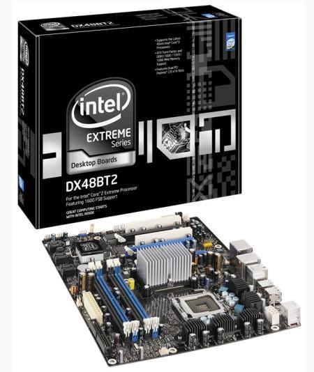 Intel, X48 yonga setli anakartıyla yollarını ayırmaya hazırlanıyor