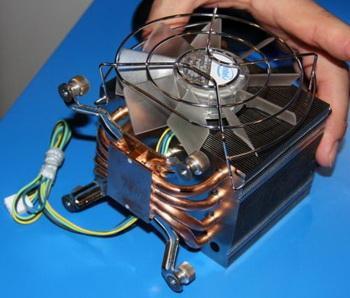 Intel 6 çekirdekli işlemci ailesi için yeni bir soğutucu prototipi hazırladı