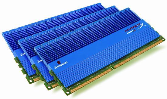 Kingston T1 serisi 1600MHz DDR3 bellek kitini satışa sunuyor