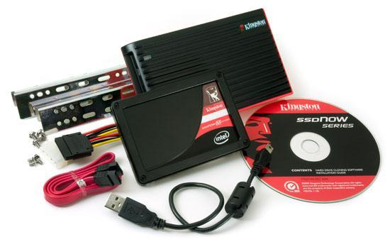 Kingston, SSDNow M serisi SSD kitlerini satışa sunuyor