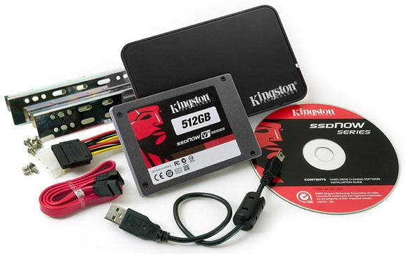 Kingston 512GB kapasiteli SSD sürücüsünü satışa sunuyor