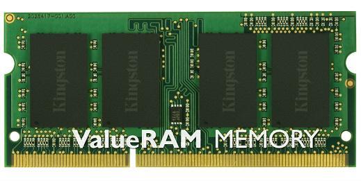 Kingston ValueRam DDR3-1333MHz, Core i5 işlemciler için onay aldı