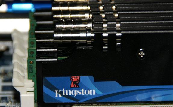 Kingston su soğutmalı DDR3 bellek kitleri hazırlıyor