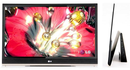 LG 20-inç boyutunda OLED televizyon hazırlıyor