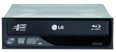 LG üç yeni Blu-ray sürücüsünü kullanıma sunuyor