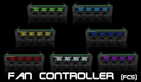 Lamptron FC-5 kod adlı yeni fan kontrolcüsünü duyurdu
