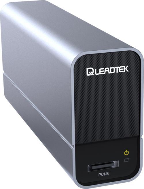 Leadtek SpursEngine işlemcili harici video-işlem çözümünü satışa sunuyor