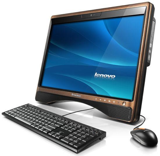 Lenovo'dan tasarım odaklı iki yeni panel bilgisayar: IdeaCentre A300 ve C310