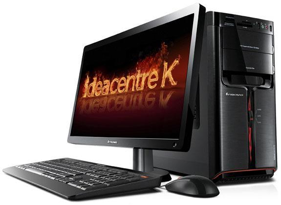 Lenovo'dan oyuncular için masaüstü bilgisayar: IdeaCentre K320