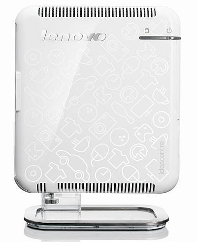 Lenovo'dan tasarım odaklı iki yeni nettop; IdeaCentre Q100 ve Q110
