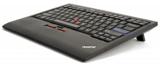 Lenovo ThinkPad serisi dizüstü bilgisayar kullanıcıları için yeni klavye hazırladı