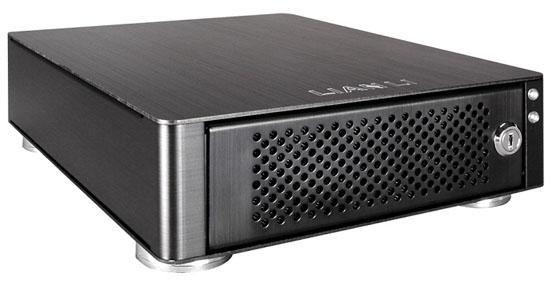Lian Li, sabit disk ve SSD'ler için dört yeni harici raf hazırlıyor