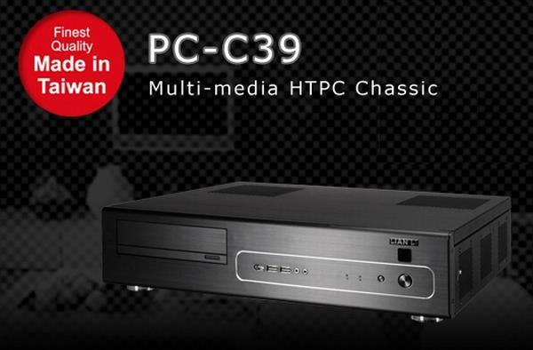 Lian Li'den medya bilgisayarları için HTPC kasa; PC-C39