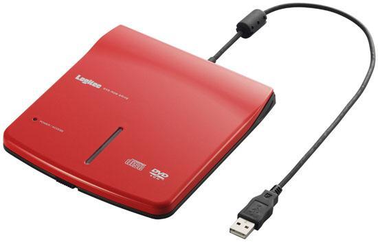 Logitec dizüstü bilgisayarlar için hazırladığı yeni DVD sürücüsünü duyurdu