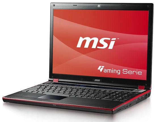 MSI'dan oyuncular için Mobil Core i7 işlemcili yeni notebook'lar