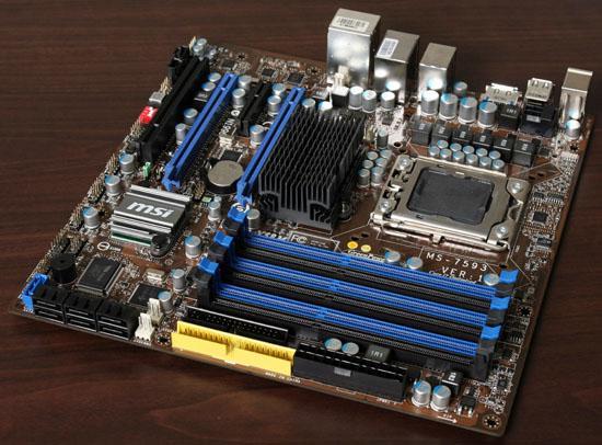 MSI, X58 yonga setli Micro-ATX anakart hazırlıyor