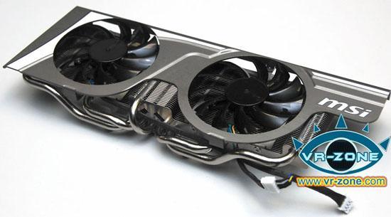 MSI'ın GeForce GTX 275 Lightining modeli gün ışığına çıktı