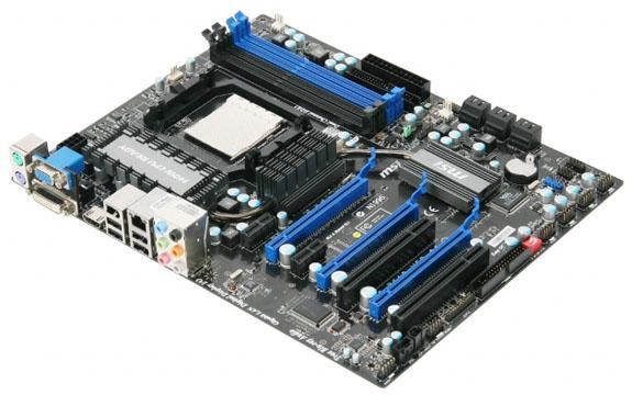 MSI'dan AMD işlemciler için yeni anakart; NF980-G65