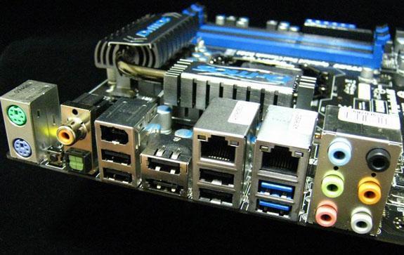 MSI'ın SATA-III ve USB 3.0 destekli yeni anakartı P55-GD85 göründü